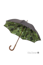 Ella Doran Safari Leaf - Beechwood Double Cover Walking Umbrella