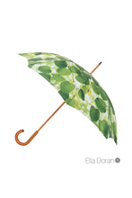 Ella Doran Sunlight through Leaves Walking Umbrella