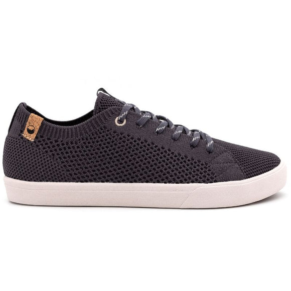 Baskets écologiques Saola Shoes Cannon Knit Obsidian