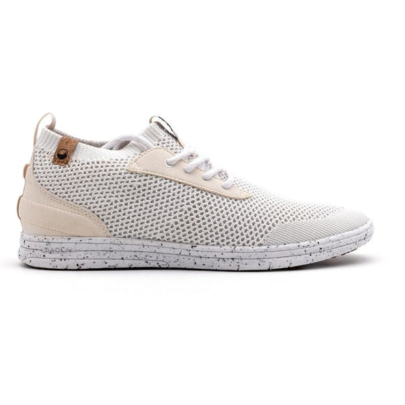 Baskets écologiques Saola Shoes Mindo White