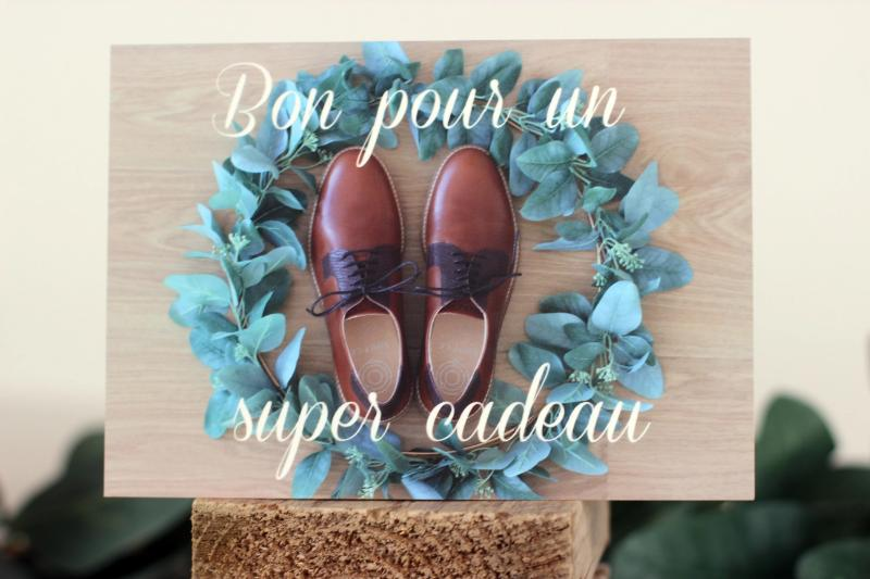 Carte cadeau Fair Feet