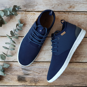 Baskets écologiques Saola Shoes Semnoz Blue Night