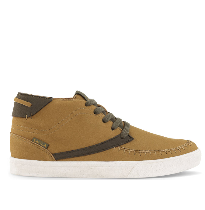 Chaussures Femme - Sneakers vegan Saola Shoes - Atacama Camel