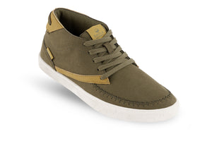Chaussures Femme - Sneakers vegan Saola Shoes - Atacama Olive