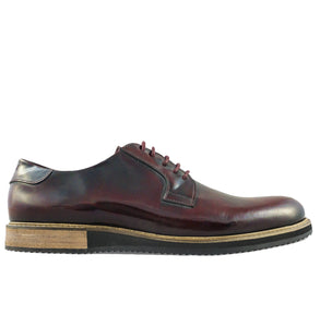 Chaussures - Derbies  - Subt'le - Alpha Low Bordeaux