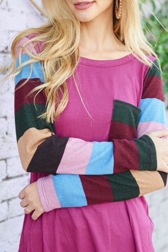 5185e809158 PRE ORDER ITEM  Love My Stripes Top – Shop Cupid Online