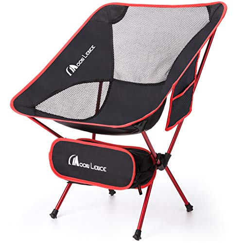 Moon Lence Ultralight Backpacking Chair w/ Carry Bag