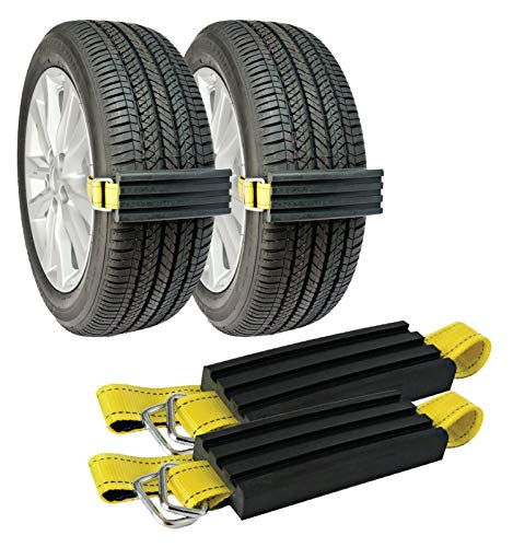 Trac-Grabber Tire Traction Device (Pair)