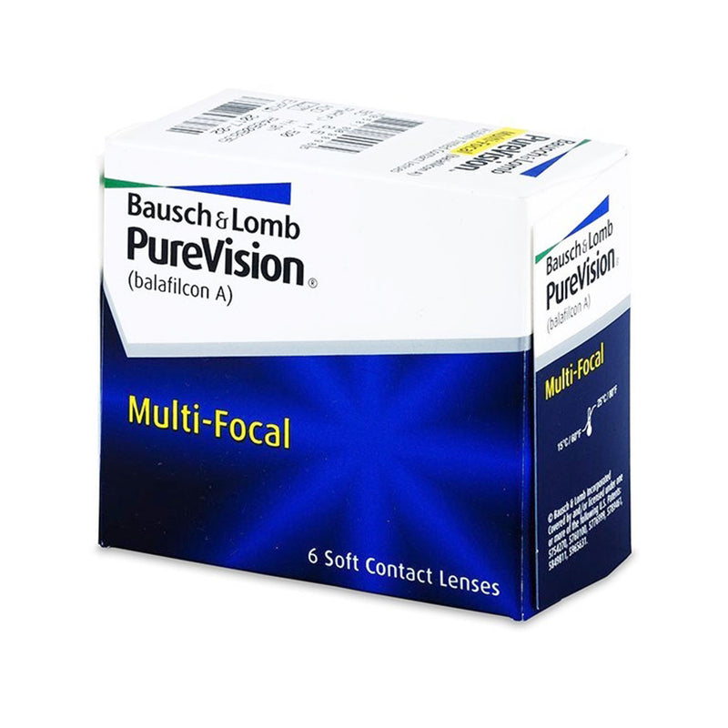 Bausch + Lomb Pure Vision Multi-Focal (6 lentile) - OchelariDirect