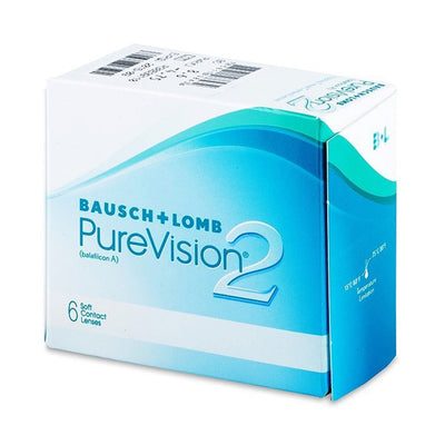 Bausch + Lomb Pure Vision 2HD (3 lentile) - OchelariDirect