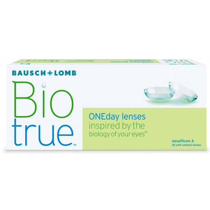 Bio True ONEday (30 lentile) - OchelariDirect