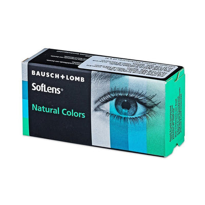 Bausch + Lomb Natural Colors Emerald Fara Dioptrii - OchelariDirect