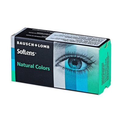 Bausch + Lomb Natural Colors Indigo Fara Dioptrii - OchelariDirect