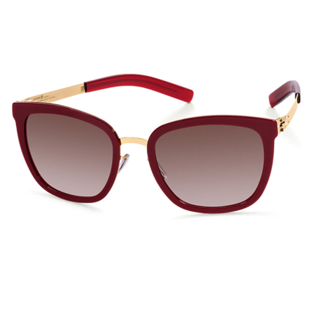 Ochelari de Soare-ic! Berlin Maira B Rose-Gold-Very-Berry-OchelariDirect