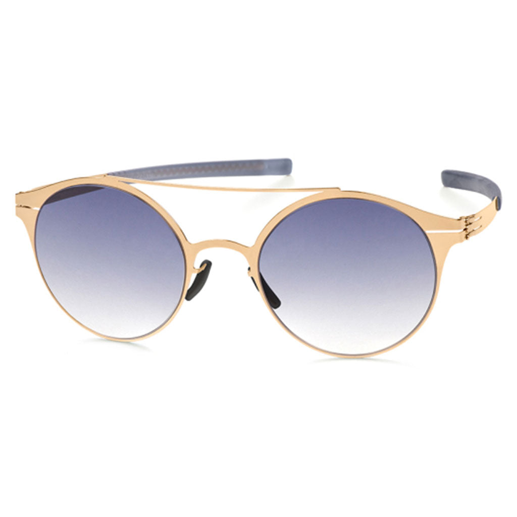 Ochelari de Soare-ic! berlin Blanca F Rose-Gold-Black-Clear-OchelariDirect