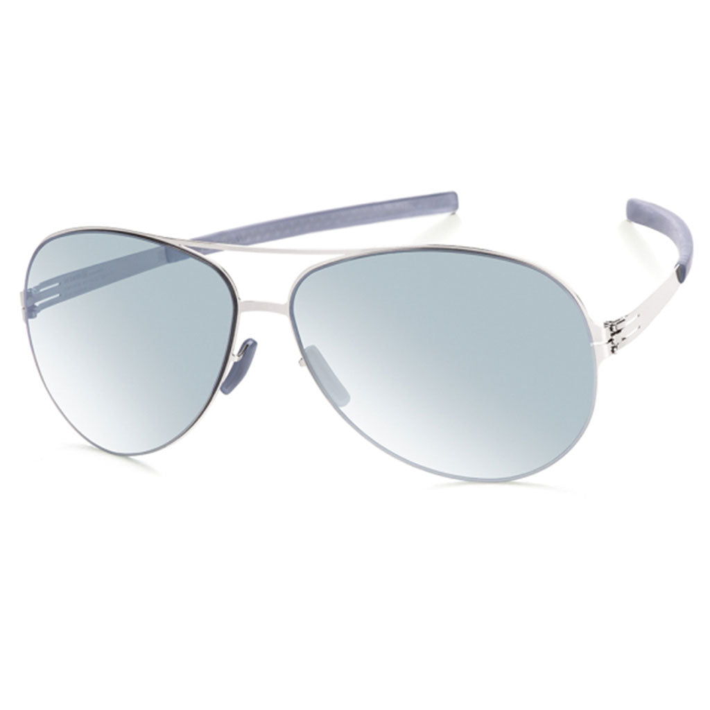 Ochelari de Soare-ic! Berlin Raf S. Chrome-Silver Mirrored-OchelariDirect