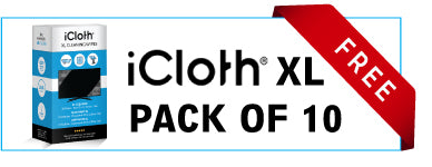 iCloth XL Pack of 10