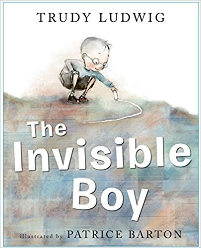The Invisible Boy' by Trudy Ludwig