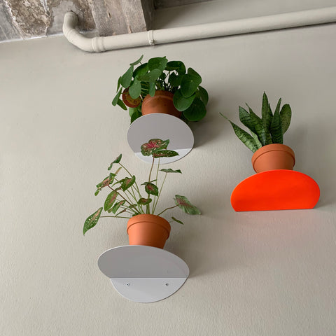 dot shelf grey