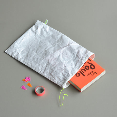 magic pouch white tyvek