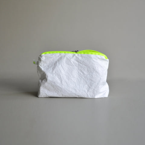 magic zipper pouch tyvek