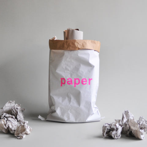 paper bag PAPER / the ORIGINAL