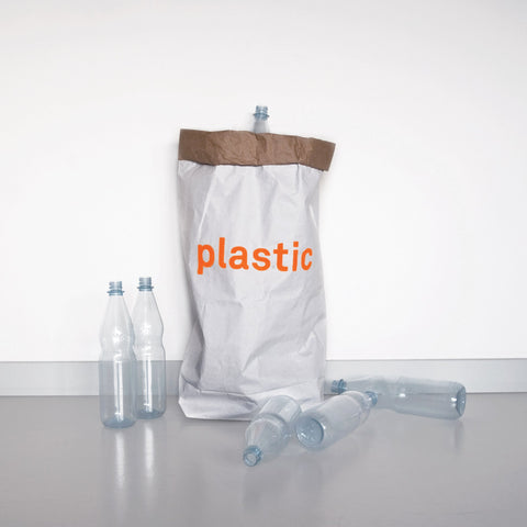 paper bag PLASTIC / the ORIGINAL