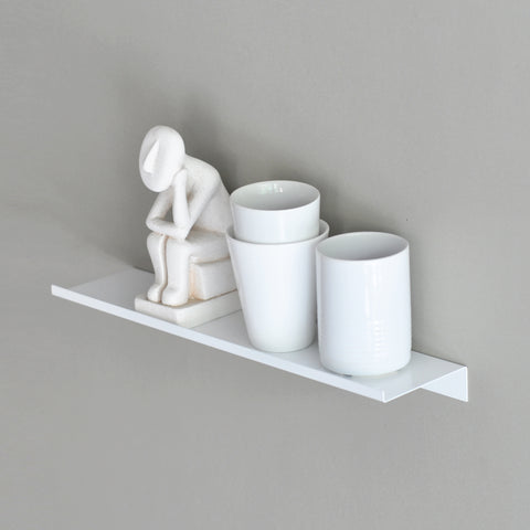 z shelf small white