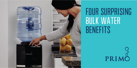 Four Surprising Bulk Water Benefits