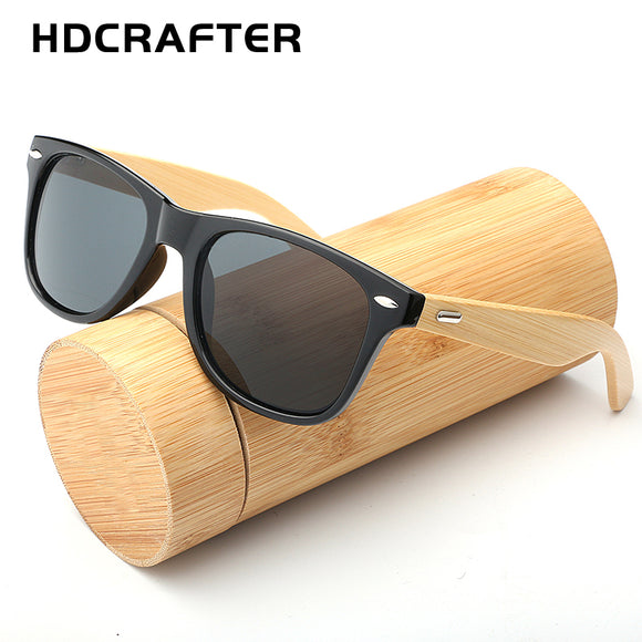 Retro Bamboo Wood Unisex