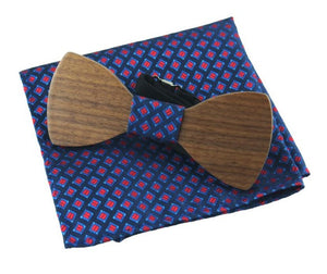 Novelty Paisley Wooden Bow