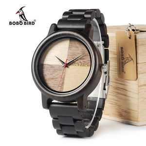 BOBO BIRD  Ebony Wood