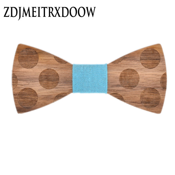 Dot Wood Bow