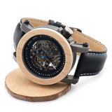 BOBO BIRD Mechanical Fashion Watches with Gift Box