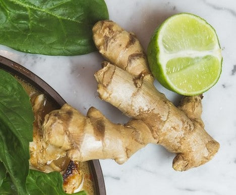 Ginger: the rock star of spices.