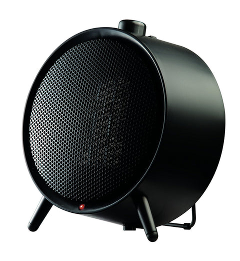 Ceramic Black Portable Heater