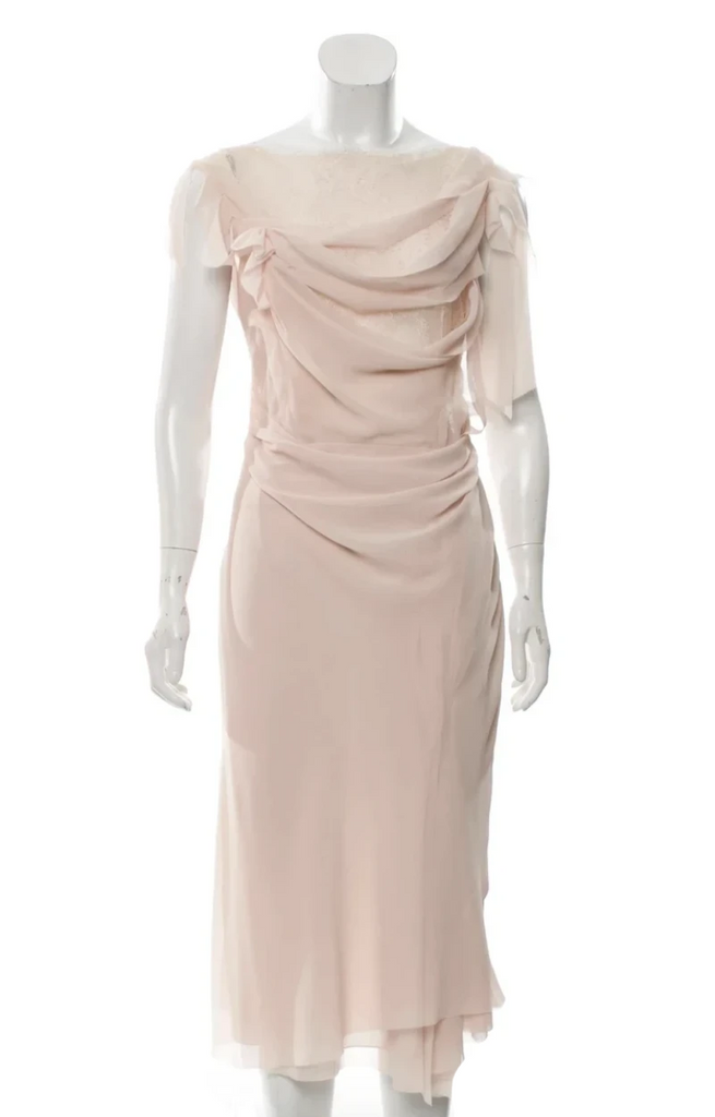 Nina Ricci midi dress front