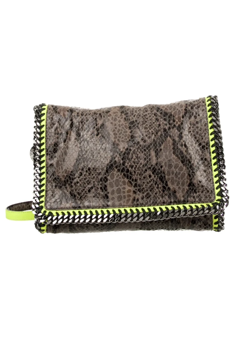 Stella McCartney Falabella Clutch front
