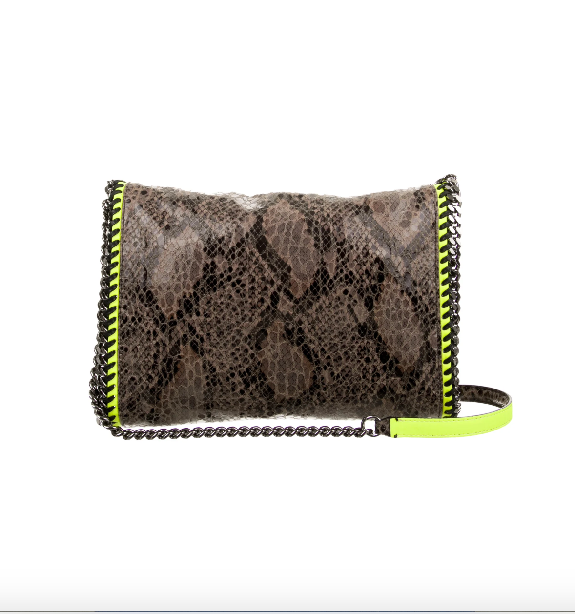Stella McCartney Falabella Clutch back