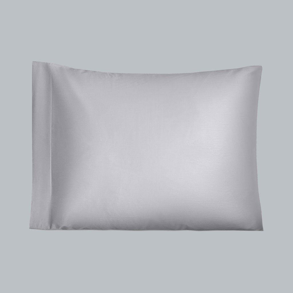 Pillowcase Sateen 300TC Gray
