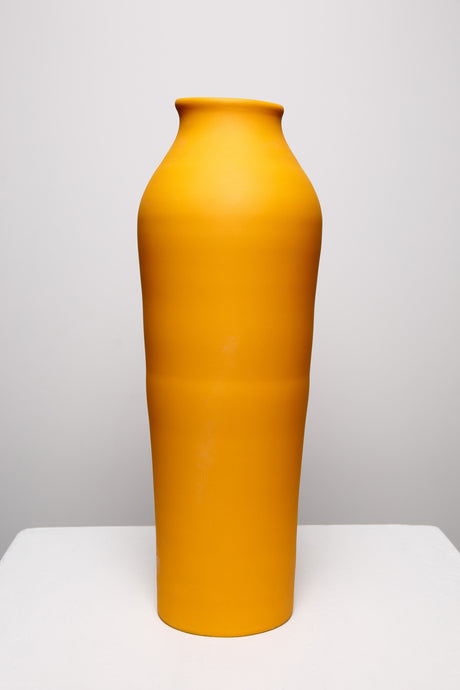 Tall Majorelle Orange Vase 197