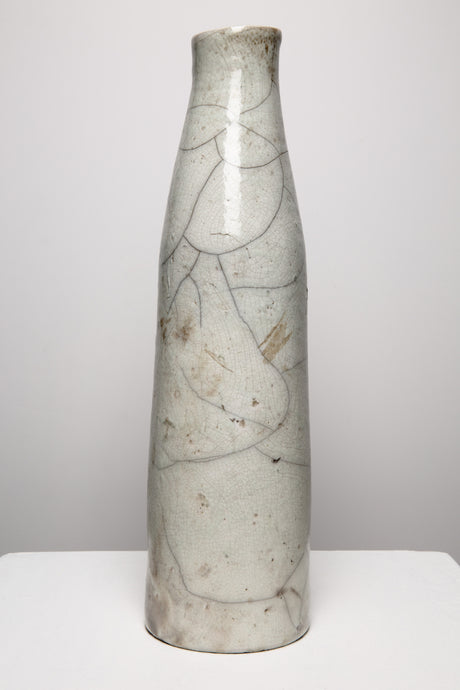 Majorelle Raku Bottle Vase 221