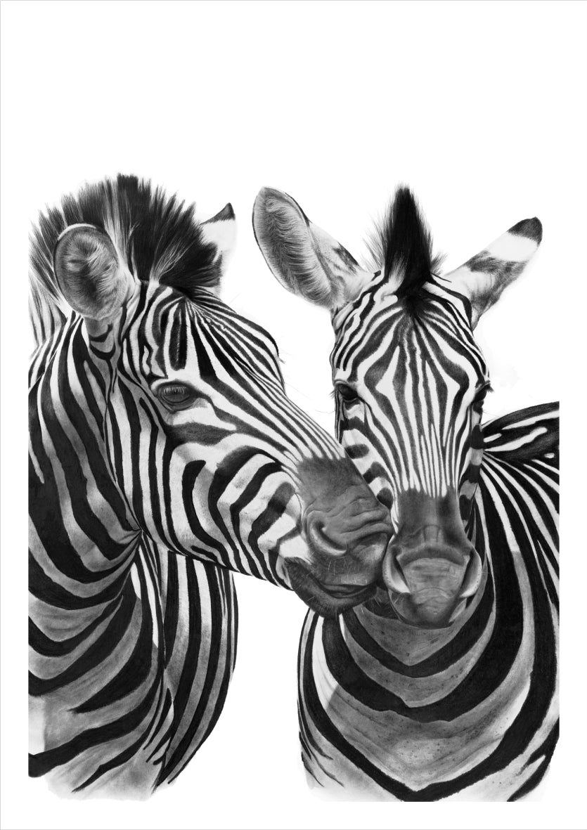 'Kiss and Tell' Vincent Reid Limited Print