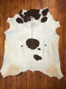 B Grade Nguni Hide (Brown/White)
