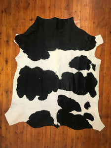 B Grade Nguni Hide (Black/White)