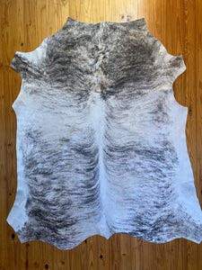 B Grade Nguni Hide (Grey)