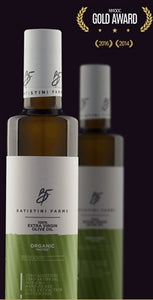 BATISTINI FARMS ORGANIC NOTES EXTRA VIRGIN OLIVE OIL 16.9Z