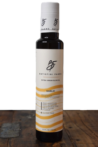 Batistini Farms Organic Garlic 100% Olives NYC New York Award Winning James Beard Chefs Extra Virgin Olive Oil Italian Balsamic Vinegar Organic All Natural No Sugar Balsamic