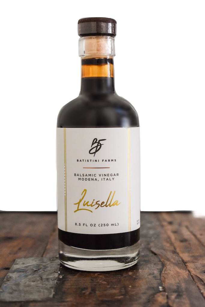 BATISTINI FARMS LUISELLA BALSAMIC VINEGAR 8.5 FL OZ