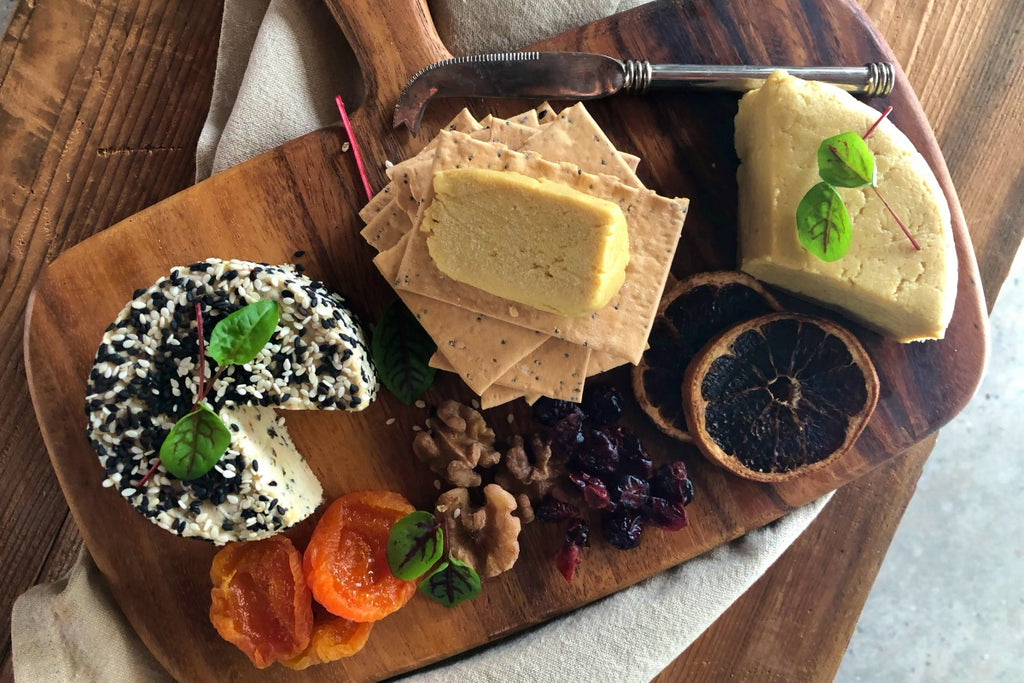 Vegan Cheese - An Introduction
